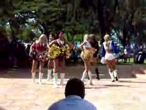 pro bowl cheerleaders
