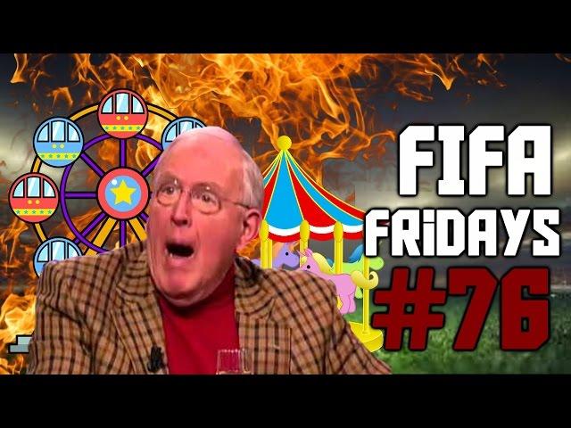 FIFA FRIDAYS #76 - MENEER MANDJE OP DE KERMIS!