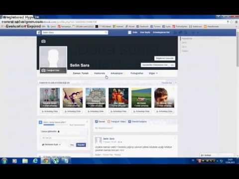 facebookta cinsiyet değiştirme