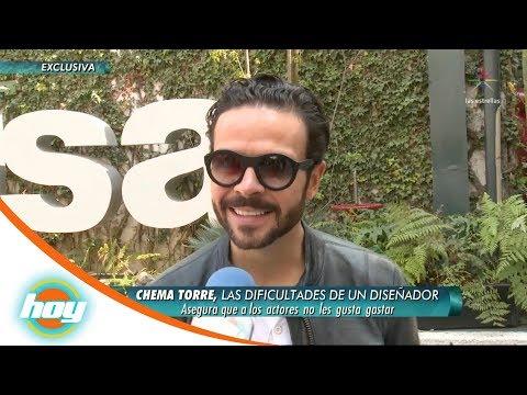 Chema Torres no soporta a los actores gorrones  Hoy