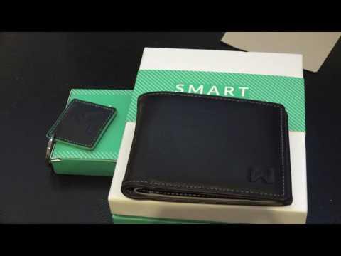 Walli Wearables Smart Wallet