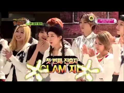 GLAM Zinni Idol Dance Battle Cut [CC: ENG SUBS]
