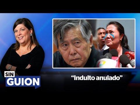 Lágrimas de cocodrilo: Fujimori vuelve a la cárcel - SIN GUION con Rosa María Palacios
