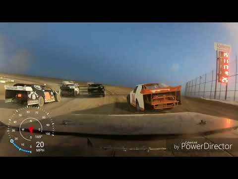 RRR own Ricky Ford Sport Mod footage from 4/20/2019. Taken at Route 66 Motor Speedway in Amarillo, Tx. - dirt track racing video image