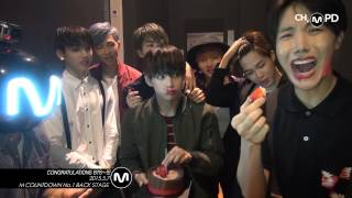 mpd mission 150507 congratulations no 1 bts