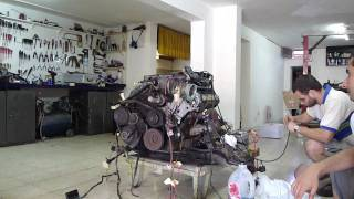 Ford Cosworth v6 2.9ltr 24v BOA