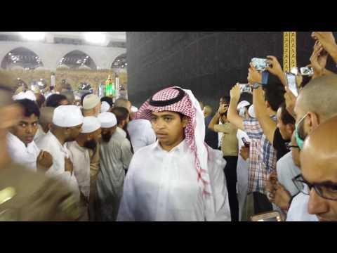 Abdul Rahman Al-Sudais - Imam of the Grand Mosque Makkah