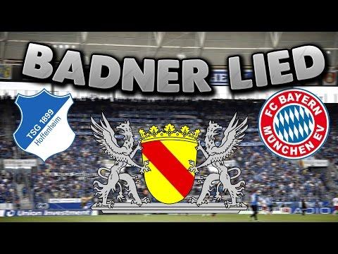 BADNER LIED - Hoffenheim gegen Bayern München