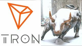 TRX Bullrun Expected This Year As TRON Proves It can Fulfill Promises