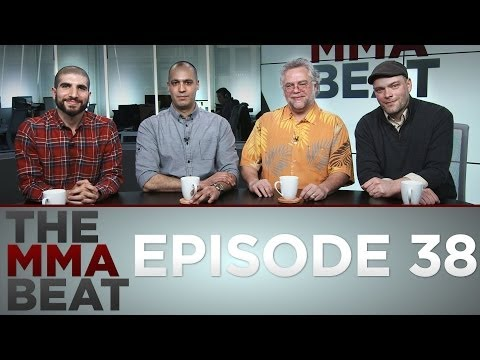 The MMA Beat - Episode 38