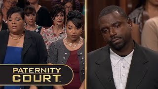 Man's Two Affairs Come To Light After His Death (Full Episode)   Paternity Court