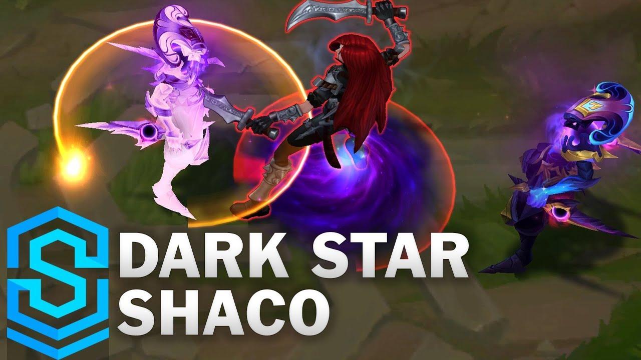 Dark Star Shaco Skin Spotlight - League of Legends