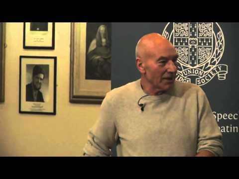 Sir Patrick Stewart | The Cambridge Union