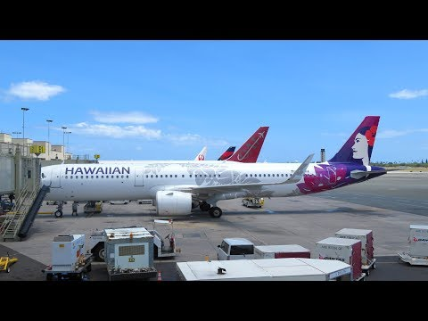 Daniel K. Inouye International Airport (HNL) Planespotting | 06.13 & 06.17.2018