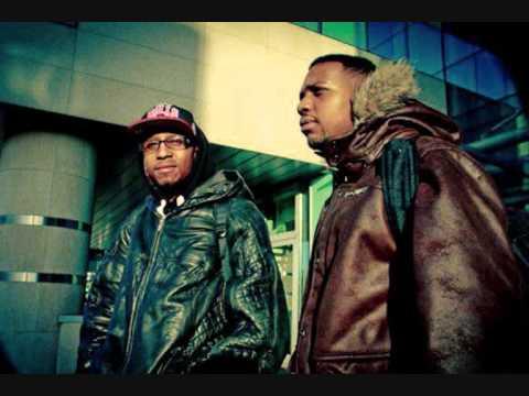 DJ Rashad & DJ SPINN - Go crazy