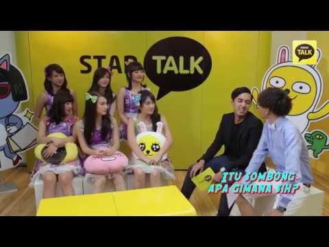 [Star Talk] With JKT48 Episode 1