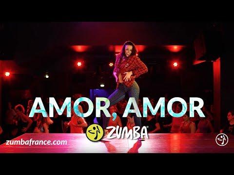 AMOR, AMOR / Zumba® choreo by Alix (Jennifer Lopez ft. Wisin)