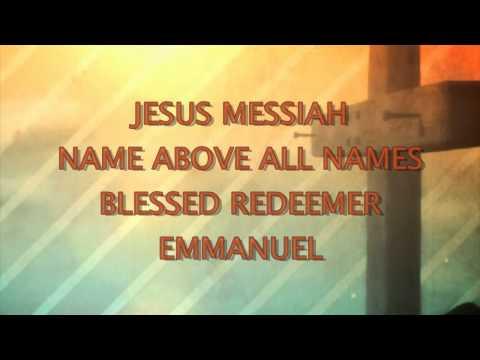 JESUS MESSIAH [LYRICS]