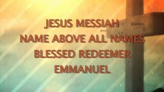 JESUS MESSIAH [LYRICS]