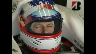 Honda Formula One Archive Footage between 2000-2008