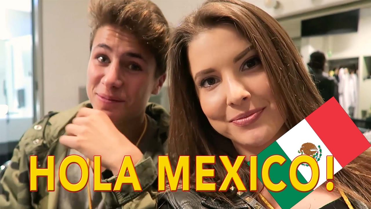MEETING MEXICO | Juanpa & Amanda Cerny