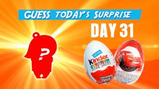 Can you guess today's Surprise? Surprise Egg Mystery Video #31