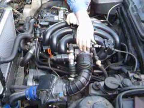 Bmw E34 525i Turbo Kit