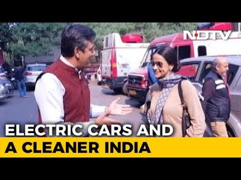 Watch: What Gul Panag has to say about Electric Cars