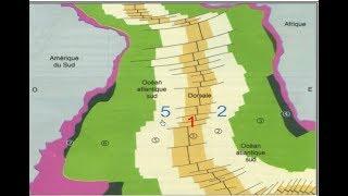 La tectonique des plaques : l'expansion océanique thumbnail