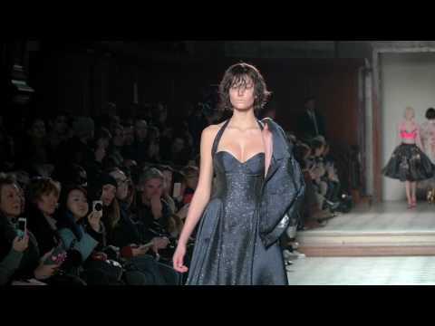 JULIEN FOURNIE Show Haute Couture SS17 PARIS