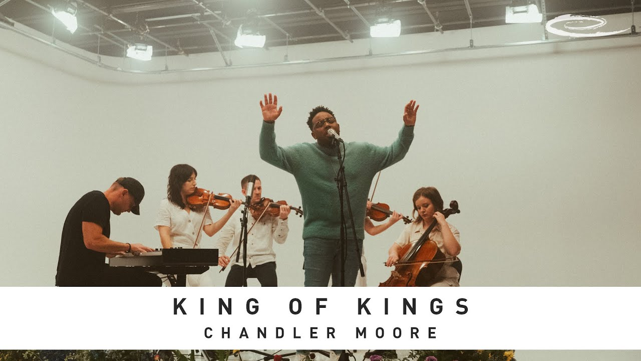 CHANDLER MOORE - King of Kings: Official Music Video