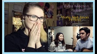 Exta Reaction Week D1: Moira And Jason: Perfect