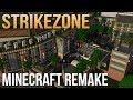 "Minecraft: ""Strikezone"" Call of Duty: Ghosts Multiplayer Map Remake"