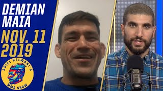 Demian Maia talks 'really special' Ben Askren win, fighting future | Ariel Helwani's MMA Show