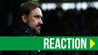 West Brom 1-1 Norwich City: Daniel Farke Reaction