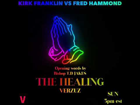 Join Kirk Franklin, Fred Hammond and Bishop TD Jakes for this Sunday's special edition of VERZUZ – THE