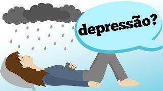 QUAIS SÃO OS SINTOMAS DE DEPRESSÃO? thumbnail