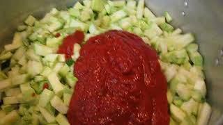 ПАЛЬЧИКИ. Салат из кабачков.Бабушкины рецепты.