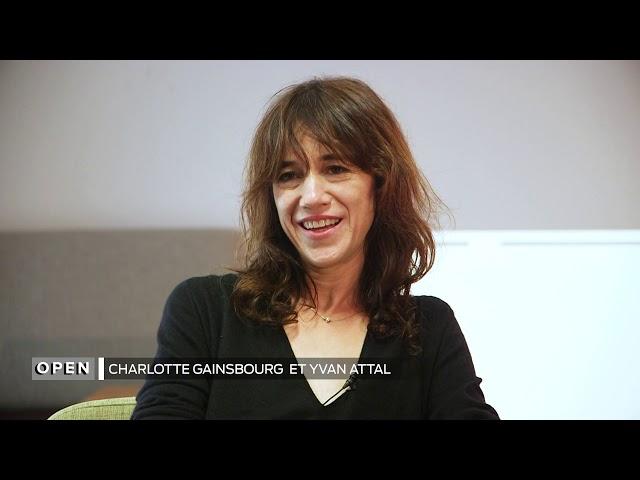 Open - Charlotte Gainsbourg et Yvan Attal - Mon chien Stupide