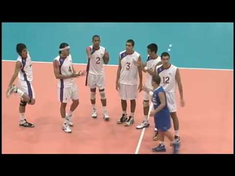 Volleyball Canada Cuba Men's 20U Team vs Volleyball Canada Puerto Rico Men's 20U Team - August 21st