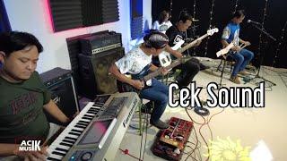 Check Sound bersama denan dkk (Instrument)