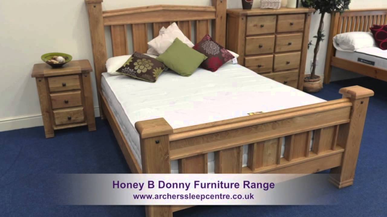 Honey b donny furniture range youtube for Furniture at the range