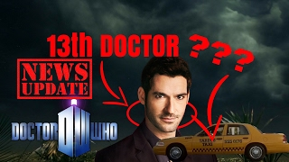 Tom Ellis 13th Doctor NEWS UPDATE