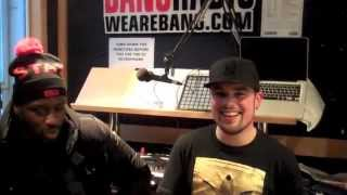 Lethal Bizzle - They got it wrong interview with LP #UKfocus
