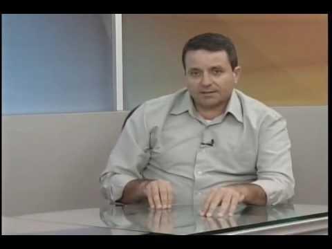Entrevista Carlos Renato - pres.  Sind.  Agentes de Segurança
