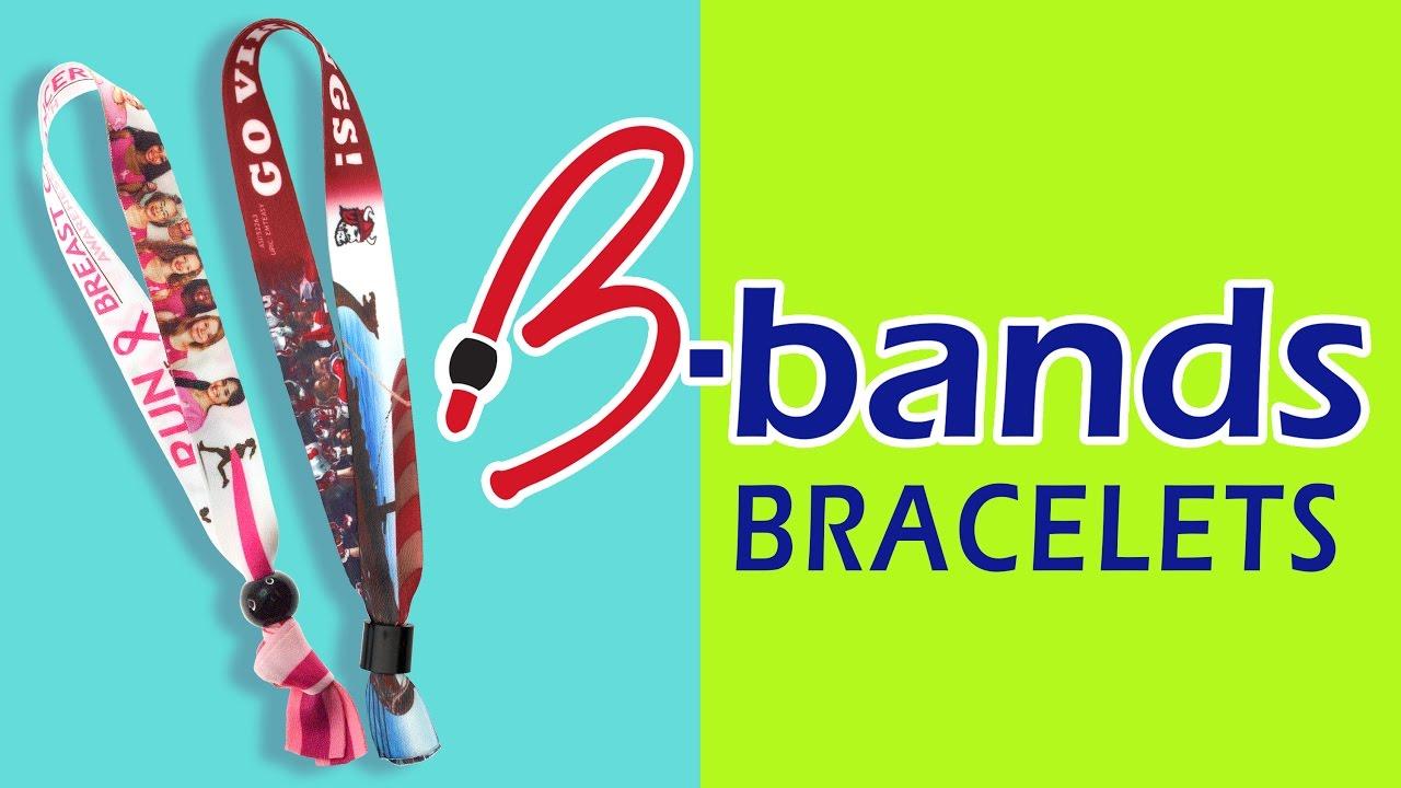 B Bands Bracelets Admission Awareness