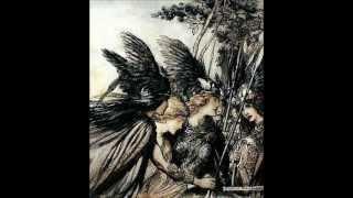 Falkenbach - ...When Gjallarhorn Will Sound... (+Lyrics)