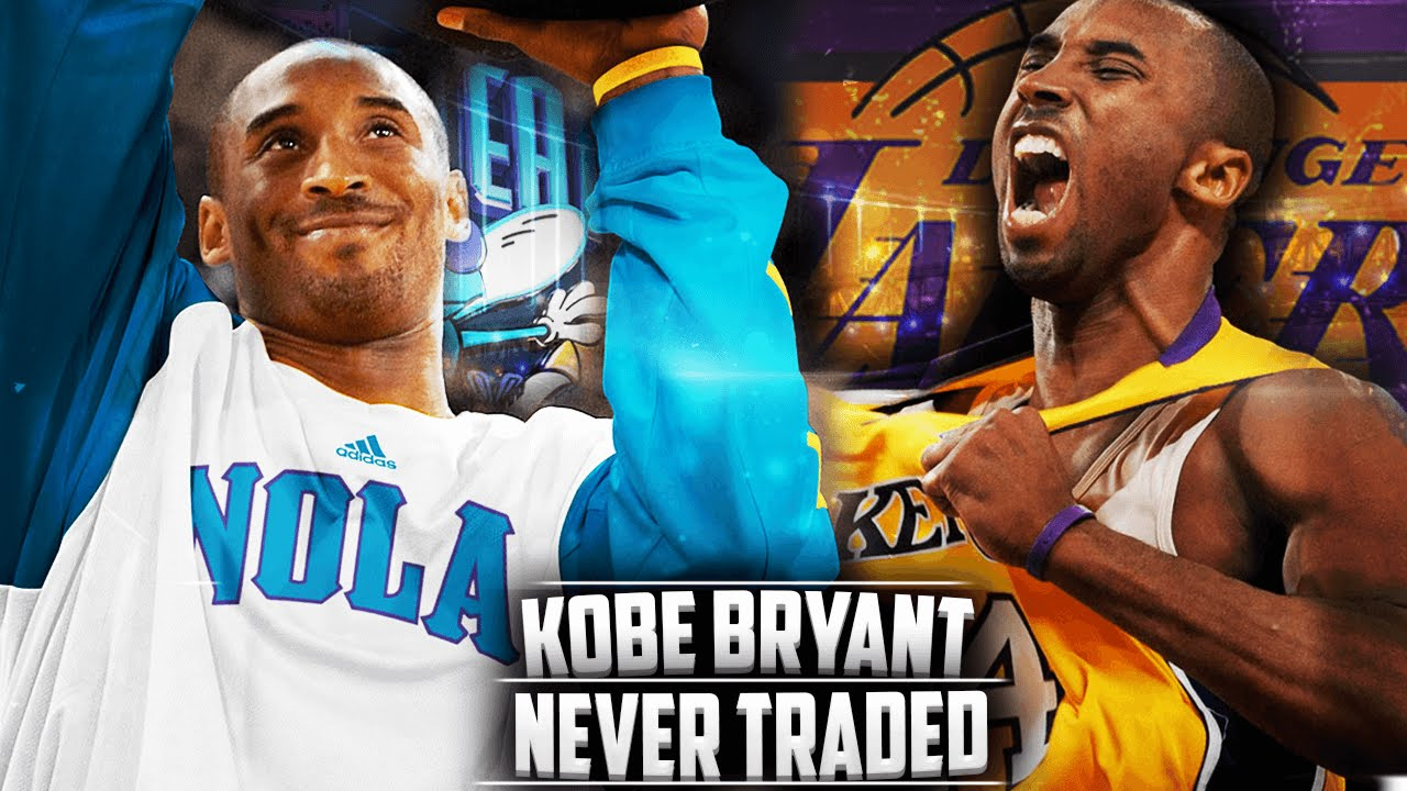 What If - Kobe Bryant NEVER GOT TRADED TO THE LAKERS!! - YouTube 310492a6e