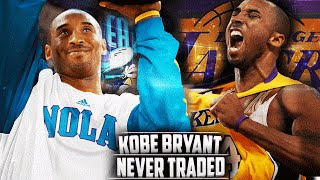 What If - Kobe Bryant NEVER GOT TRADED TO THE LAKERS!!