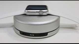 The BEST Apple Watch Charger - Nomad Portable Apple Watch Pod